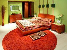 tips for the best bedroom paint colors - Orange Color Bedroom Walls