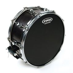 Evans Hydraulic Black Drum Head 14 Inch ** You can get additional details at the image link.Note:It is affiliate link to Amazon.