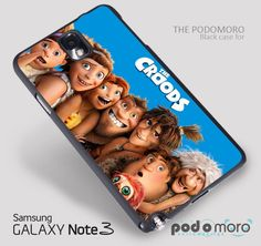The Crood Disney for iPhone 4/4S, iPhone 5/5S, iPhone 5c, iPhone 6, iPhone 6 Plus, iPod 4, iPod 5, Samsung Galaxy S3, Galaxy S4, Galaxy S5, Galaxy S6, Samsung Galaxy Note 3, Galaxy Note 4, Phone Case