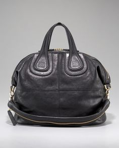 $1945.00 (small) Nightingale Satchel by Givenchy at Bergdorf Goodman.