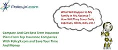 Get the instant quotes online by comparing best term insurance plans in India.