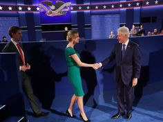 The Clinton campaign reportedly asked for one major change for the final debate  and its because of Donald Trump
