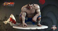 Andrey Malygin - 3D Fan Art Challenge