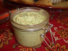 Alton Brown's Avocado Compund Butter recipe