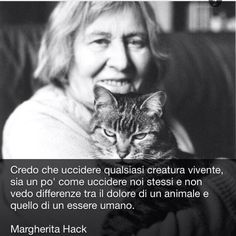 Margherita Hack...