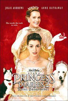 El diario de la princesa 2 (2004) | Cartelera de Noticias