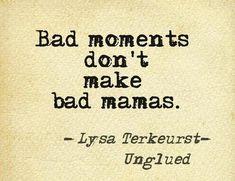 Mum quote