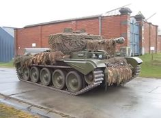 British Cromwell tank - An equivalent to the but entering service at the same time as the Canadian Army, British Army, Army Vehicles, Armored Vehicles, Cromwell Tank, Awesome Tanks, British Tanks, British Armed Forces, Model Tanks