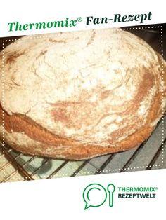 Bauernbrot - super lecker und einfach von Na Dja. Ein Thermomix ® Rezept aus der Kategorie Brot & Brötchen auf www.rezeptwelt.de, der Thermomix ® Community.
