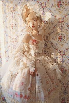 LolitaWardtobe - Bring You the latest Lolita dresses, coats, shoes, bags etc from Trustworthy Taobao indie Brands. We never resell Lolita items from untrustworthy Taobao stores. Harajuku Mode, Harajuku Girls, Harajuku Fashion, Kawaii Fashion, Lolita Fashion, Cute Fashion, Rock Fashion, Fashion Boots, Emo Fashion