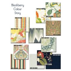 Fabricland Indoor Collections, love!