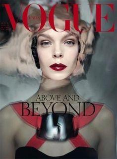 Vogue Italia - Vogue Italia October 2012 Cover