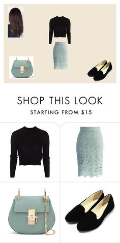 """""""Geen titel #210"""" by iris-22 ❤ liked on Polyvore featuring ONLY and Chicwish"""