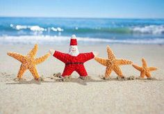 christmas at the beach - Christmas At The Beach