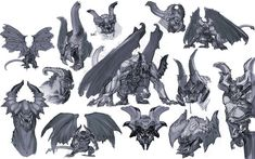 Darksiders - Creatures