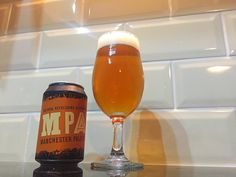 Manchester Pale Ale by JW Lees & Co.
