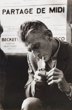 Samuel Beckett, avant-garde novelist, playwright, theatre director, and poet. Samuel Beckett, Writers And Poets, Playwright, Essayist, Book Writer, Lectures, Famous People, Nostalgia, Portraits