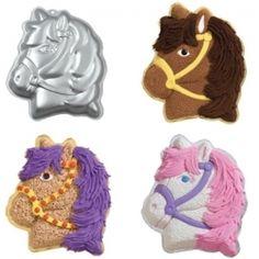 Pony Cake Pan