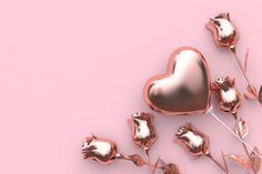 Abstract metallic pink background rose b. Balloon Background, Flower Background Wallpaper, Cute Wallpaper Backgrounds, Flower Backgrounds, Pretty Wallpapers, Pink Wallpaper Iphone, Glitter Wallpaper, Homescreen Wallpaper, Rose Gold Aesthetic