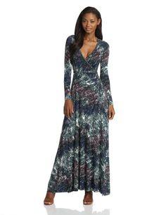 Long Wrap Dress ($233) | Rachel Pally