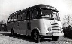 1951 Daf BD50 Verheul A-36241