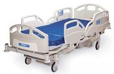 The Hillrom® 1000 medical surgical bed combines patient safety and comfort features in an easy to operate solution engineered to meet medium to low acuity needs. Medical Spa, Medical Humor, Smart Bed, Powered Wheelchair, Lifted Cars, Best Hospitals, Hospital Bed, Medical Equipment, Equipment Cases