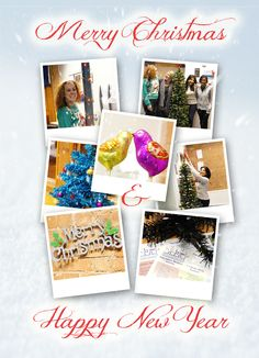 LSC & Jotters Christmas card 2014