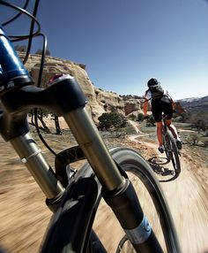 Spring Ride in Fruita, via Flickr.