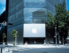 Apple Store/Shinsaibashi,Osaka.Japan