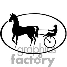 Race Horse Silhouette Clip Art Royalty Free Black And