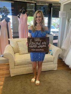 #RealSBBbride Lauren!  Welcome! Mothers Dresses, Girls Dresses, Flower Girl Dresses, Dream Wedding Dresses, Wedding Gowns, Jasmine Bridal, Lillian West, Welcome To The Family, Bridal Boutique