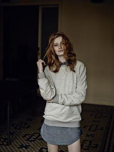 CAMPUS Lookbook Autumn/Winter 2014 #winter #style #oversized #boyfriend #women