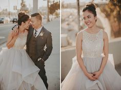 Modern Boho Wedding at Lombardi House: Nikki + Ryan   Green Wedding Shoes Wedding Blog   Wedding Trends for Stylish + Creative Brides