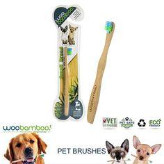 Οδοντόβουρτσα για σκυλάκια και γατάκια όλων των φυλών.Κάθε οδοντόβουρτσα είναι φτιαγμένη από μπαμπού το οποίο...