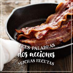 Con el Bacon de Oscar Mayer puedes cocinar y divertirte con todas las recetas que puedes hacer. ¿Cuál es tu receta favorita? #FoodLovers