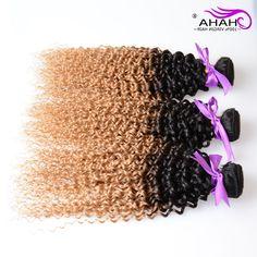 80.00$  Watch here - https://alitems.com/g/1e8d114494b01f4c715516525dc3e8/?i=5&ulp=https%3A%2F%2Fwww.aliexpress.com%2Fitem%2F7A-Ombre-Hair-Extension-Two-Tone-1B-27-Ombre-Curly-Virgin-Hair-Bundle-Brazilian-Blonde-Kinky%2F32671794595.html - 7A Ombre Hair Extension Two Tone 1B/27 Ombre Curly Virgin Hair Bundle Brazilian Blonde Kinky Curly Weft Hair 3pcs100% Human Hair 80.00$