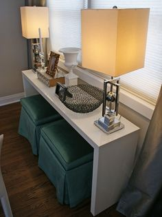 entry table by ginger.jeter