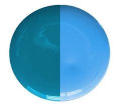 Gel Termici Cyan to Blue che cambiano colore con la temperatura   Original Nails -#geltermiciunghie #gelchecambianocolore #unghietroppoavanti
