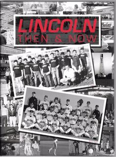 Lincoln Then & Now Lincoln High School Stockton Ca. 3-Ring Binder HC 2010