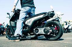 Yamaha BWS 236cc www.rcscooters.com