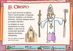 - this is in Spanish: need it translated, someone. Ap Spanish, Medieval World, History Class, Room Themes, Middle Ages, Diy For Kids, Homeschool, Science, Teaching