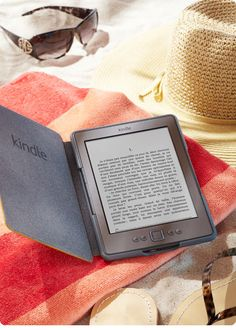 Le Kindle d'Amazon....have finally decided I need/would like one of these!