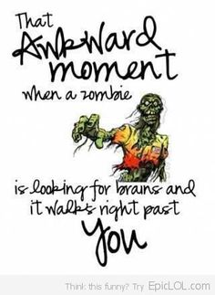 Who is ready for a real Zombie Apocalypse? lol