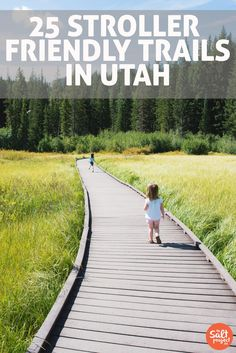 35 Northern Utah Hikes So Easy You should Take Your Grandma | The Salt Project | Things to do in Utah with kids