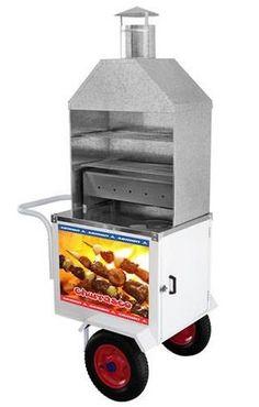 Máquina para Vender Churros