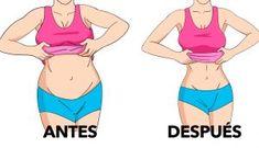 El desafío de la plancha de 28 días: Derretir la grasa del estómago en 2-4 minutos