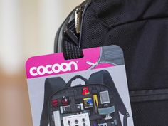 Cocoon SLIM Backpack: The Premiere Tech Bag