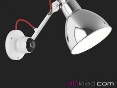 3d модель бра Loft 765604 Lightstar