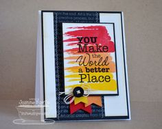 Jumbo Abstract Art, Vertical Greetings, Art Expression Text, Fishtail Flags Die-namics - Joanne Basile #mftstamps
