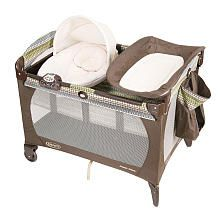 Graco Pack 'n Play Playard with Newborn Napper- I have too many great things to say about this... they all won't fit.